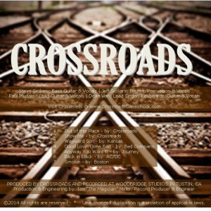 Crossroads CD Single Cover