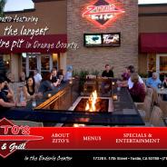 Zito's Bar & Grill – December 5, 2014